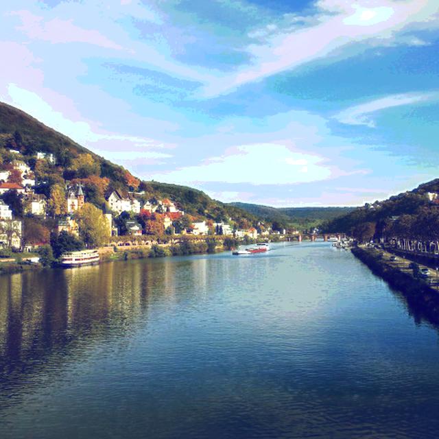 image: Heidelberg, otoño by labananaana