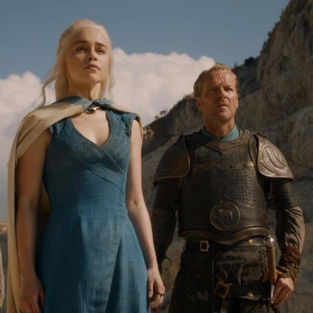 video: Game of Thrones Season 4: Trailer #1 by albertopasarin