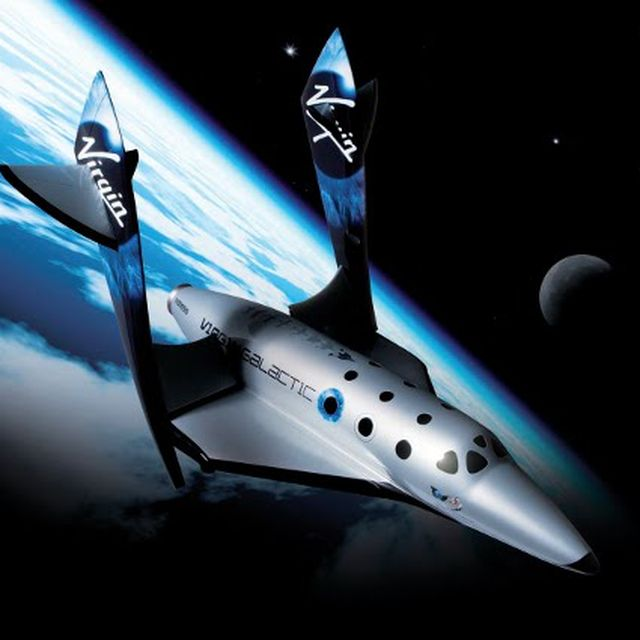 post: Virgin Galactic Space Tour by larsson