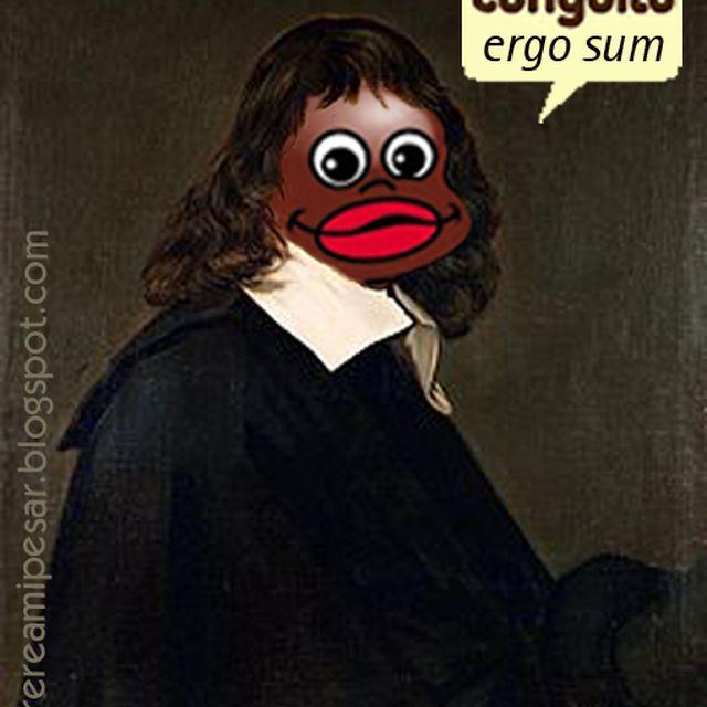 image: Conguito ergo sum by lefrere