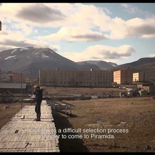 video: THE GHOST OF THE PIRAMIDA by rizomafestival