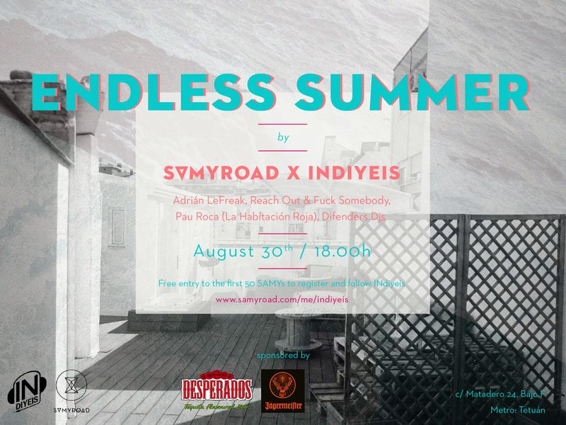 image: ENDLESS SUMMER by indiyeis