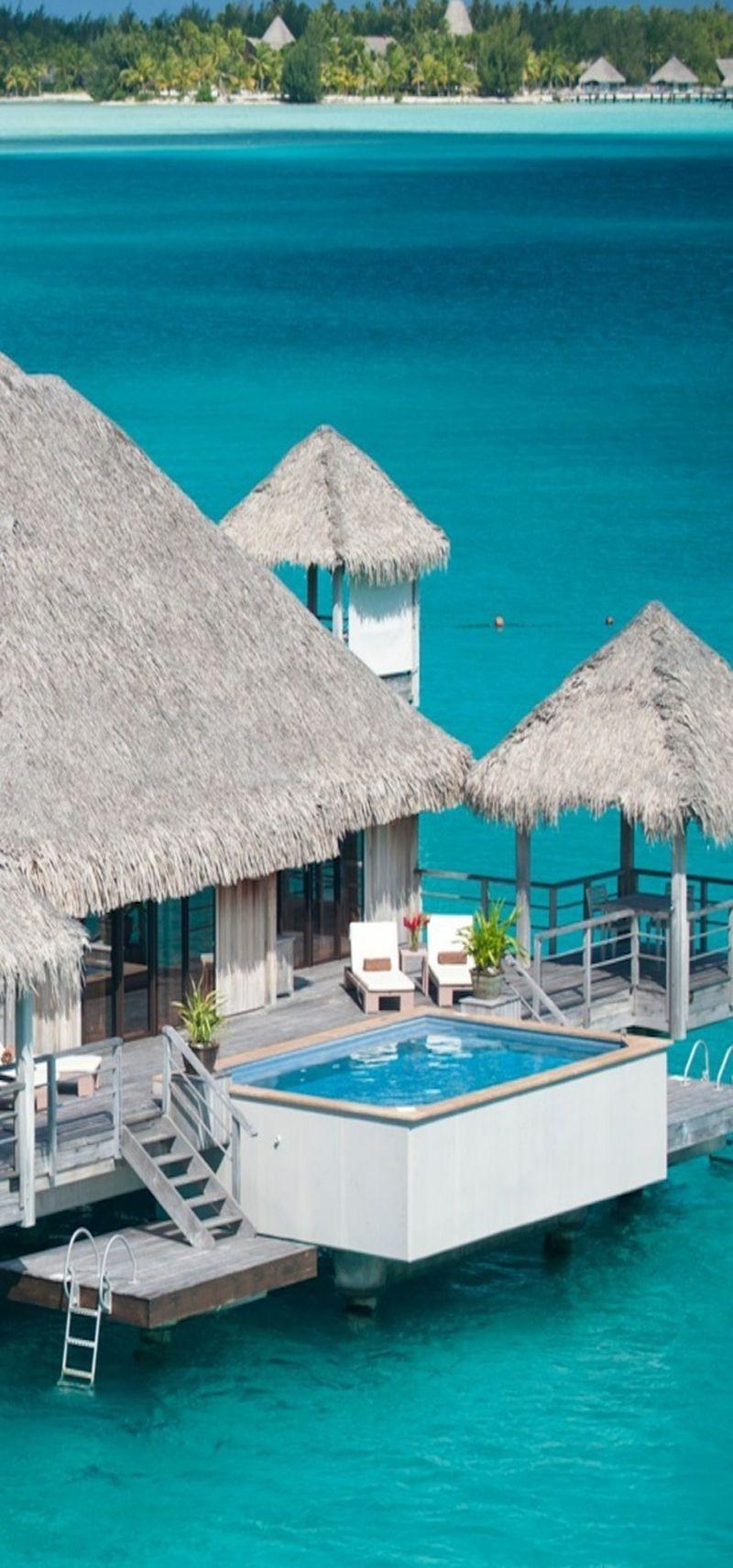 image: Ocean House at St. Regis, Bora Bora by nanalogia