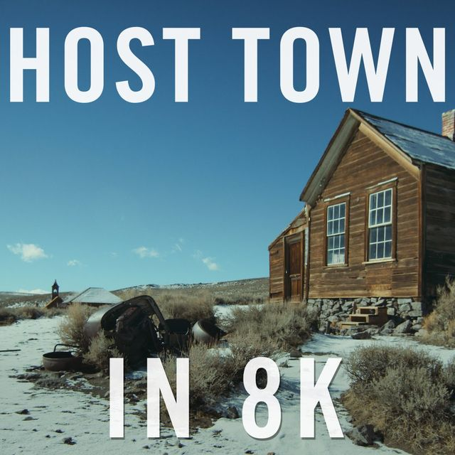 video: Ghost Towns in 8K by estad