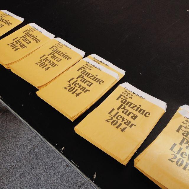 image: Fanzine para Llevar Workshop by mariaramirez