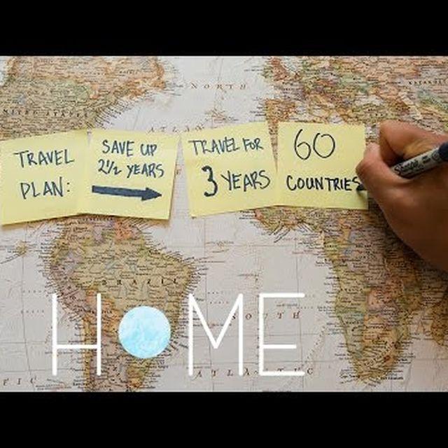 video: 3 Years Around the World Travel by thetraveler