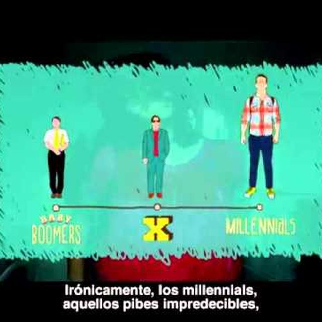 video: Millennials - new generations lifestyles by froggy