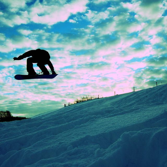 image: SNOWBOARD IS MY LIFE by sarahsf