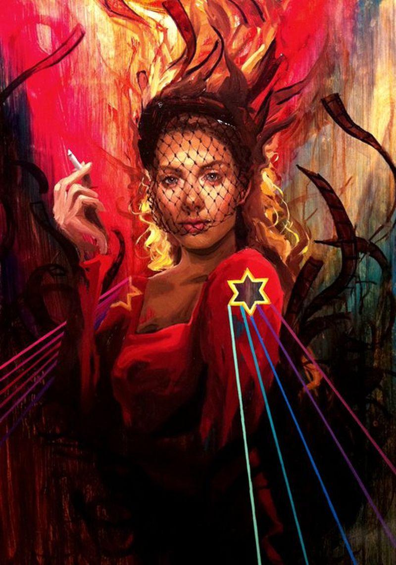 """image: heroines of """" Gene Guynn"""" by fmanso"""