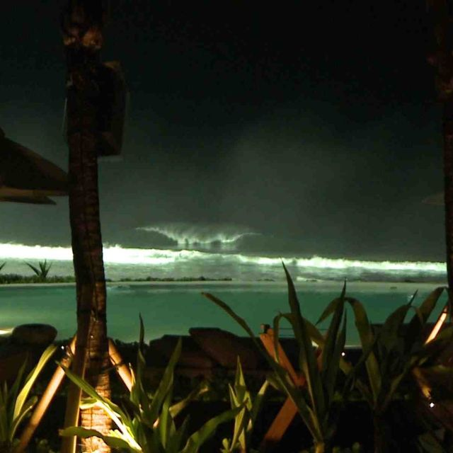 video: Komune Diaries - Day 3 - Bali Night Surfing by andres-calamar-oh