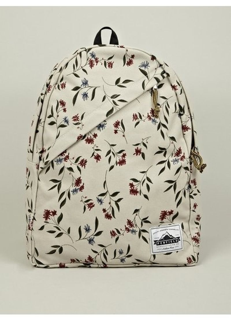 image: Flowered backpack by laotrahorma