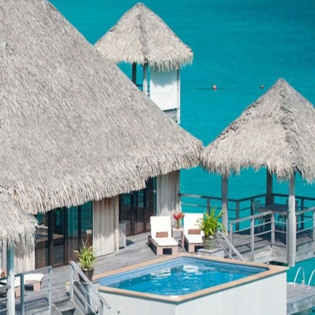 image: Ocean House at St. Regis, Bora Bora by nanalogia