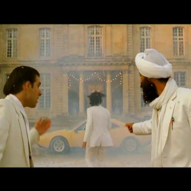 video: Wes Anderson by Wes Anderson for American Express by matiasdumont