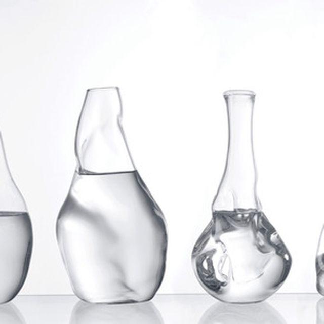 image: Trasparente (Transparent) Carafe by Andreas Trenker by andreagenova