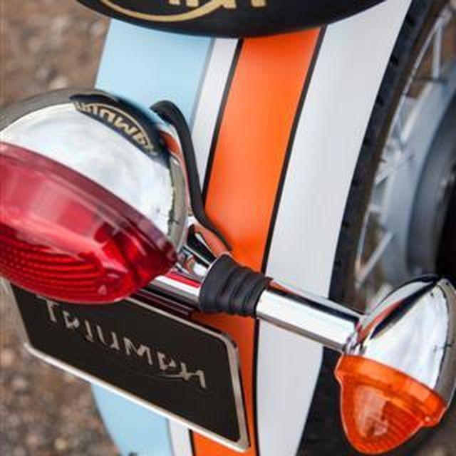 image: Steve McQueen Inspired Motorcycle by nachocarpio