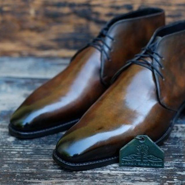 image: Berluti shoes by tommyookikuma