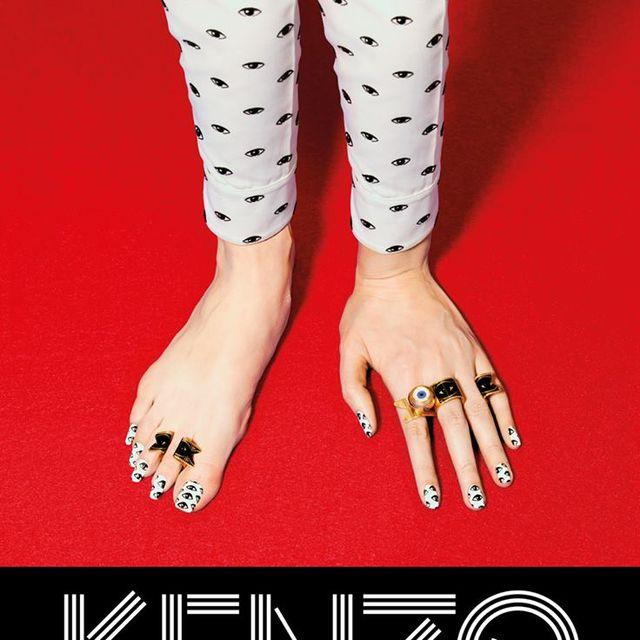 image: kenzo by angelasuarez