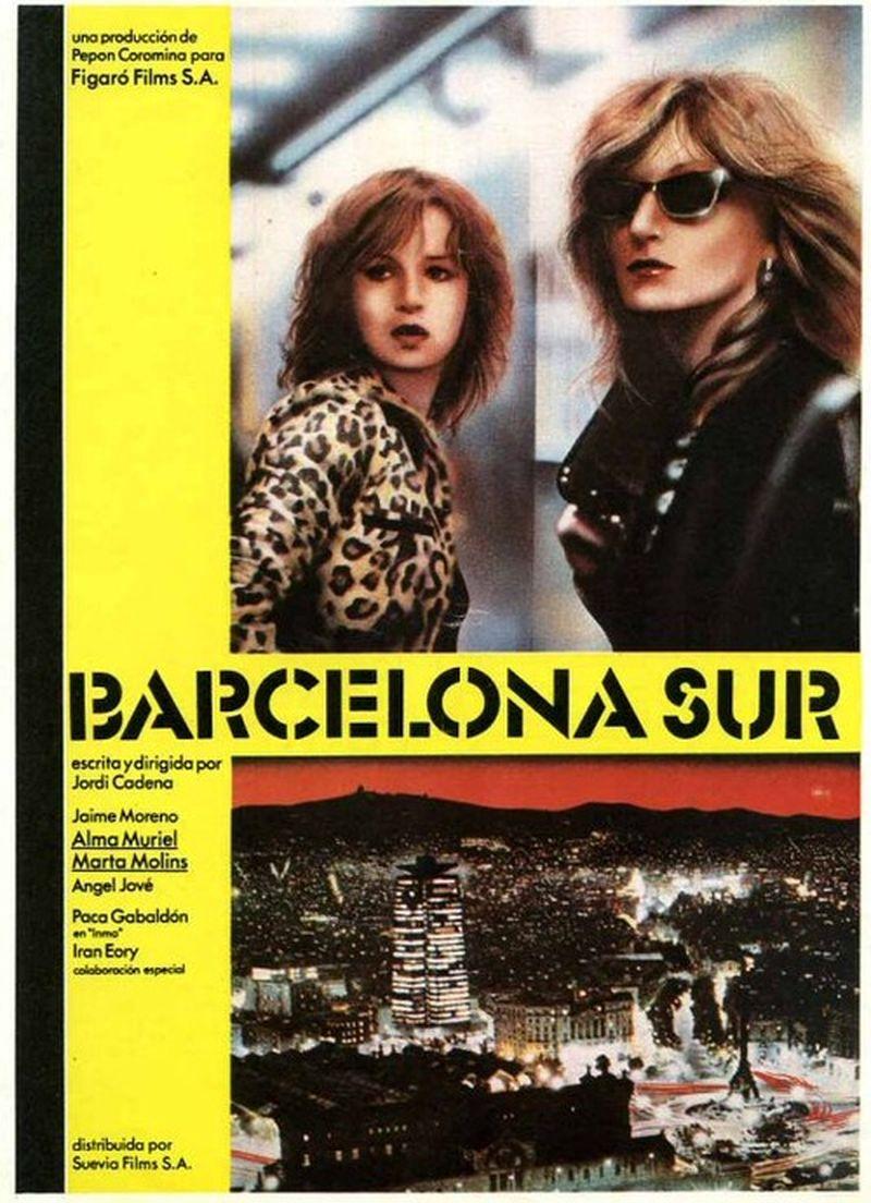 image: Barcelona Sur by lauraput