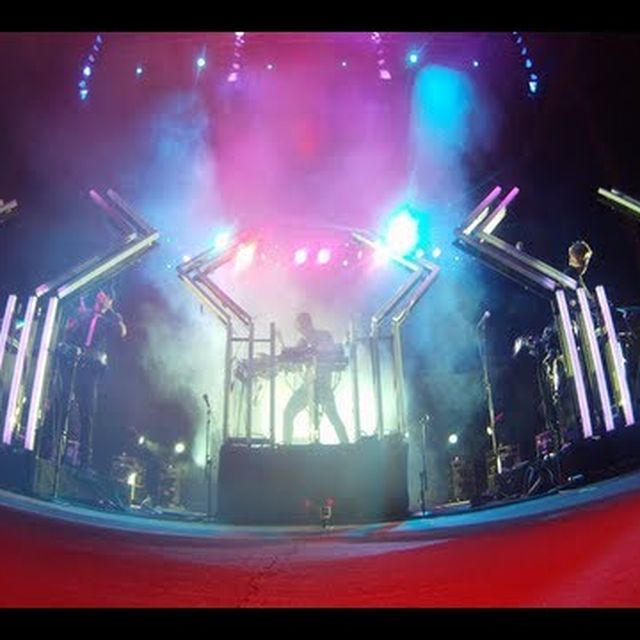 video: The Glitch Mob - LIVE at Red Rocks Ampitheater by jack-sparrow
