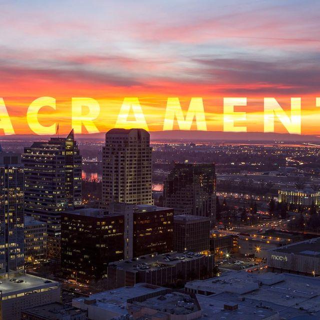 video: Sacramento Timelapse by mave