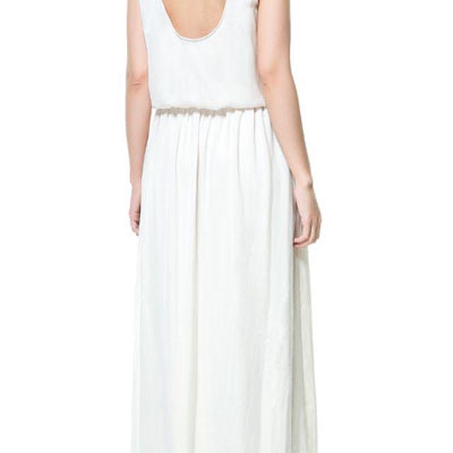 image: vestido largo blanco by sialsiquiero