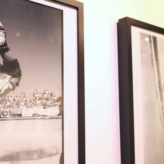 video: Skate Photography Exhibition by caritina