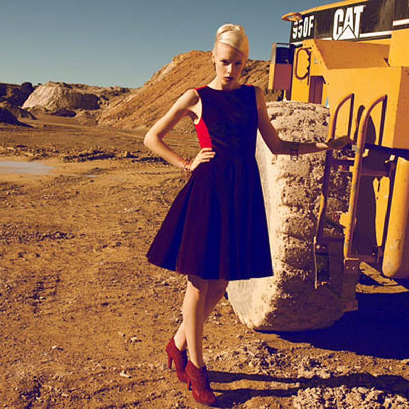 image: DESERTED by fashionnet