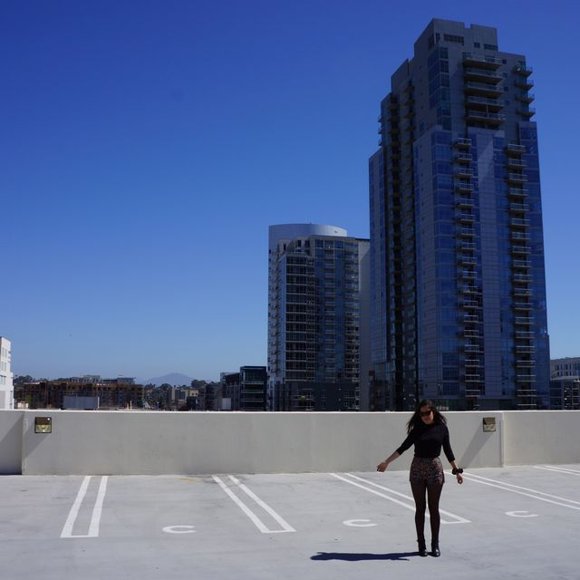 image: San Diego Skyline by worldwithoutwinter