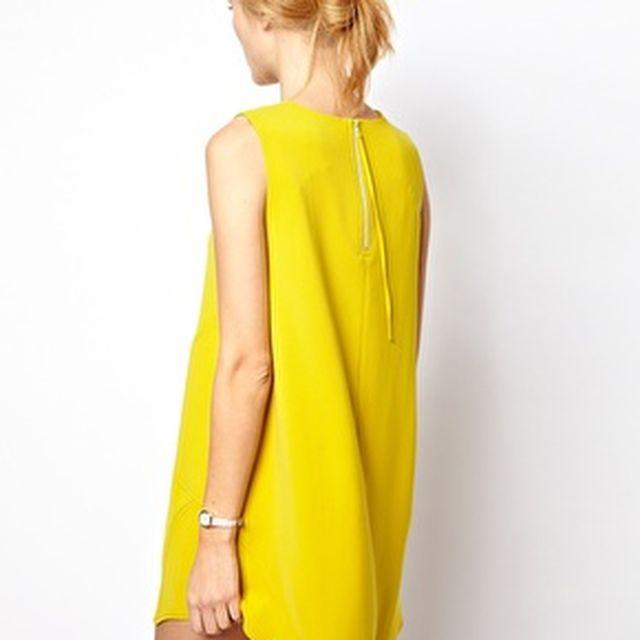 image: vestido recto by sialsiquiero