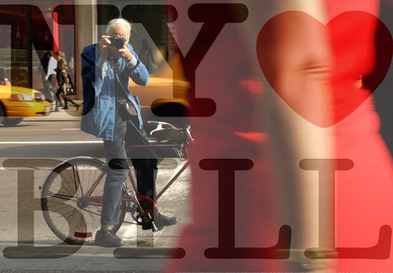 image: BILL CUNNINGHAM by germanbh