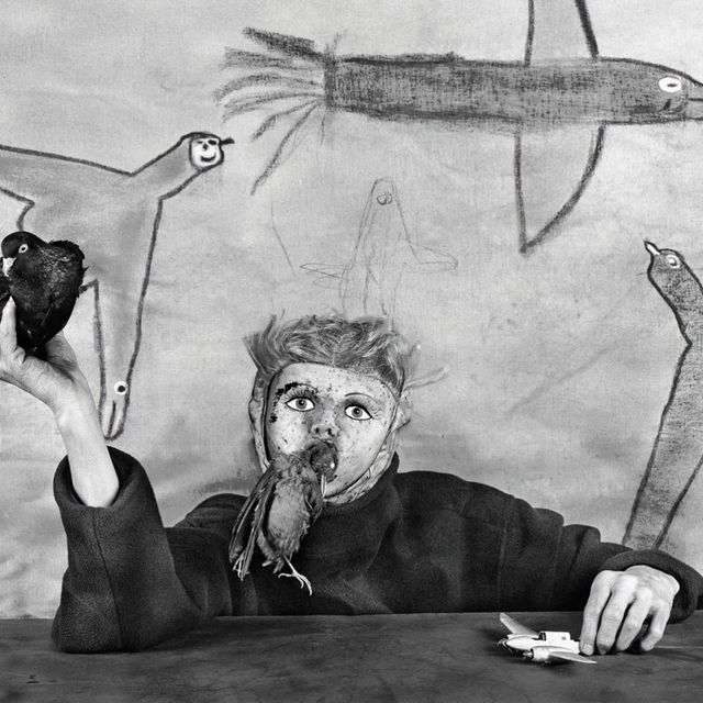 image: Take off Roger Ballen by daedalusmagazine