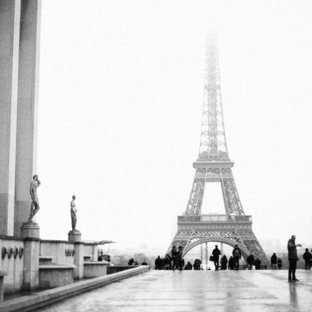 image: Winter in Paris by juanluluis