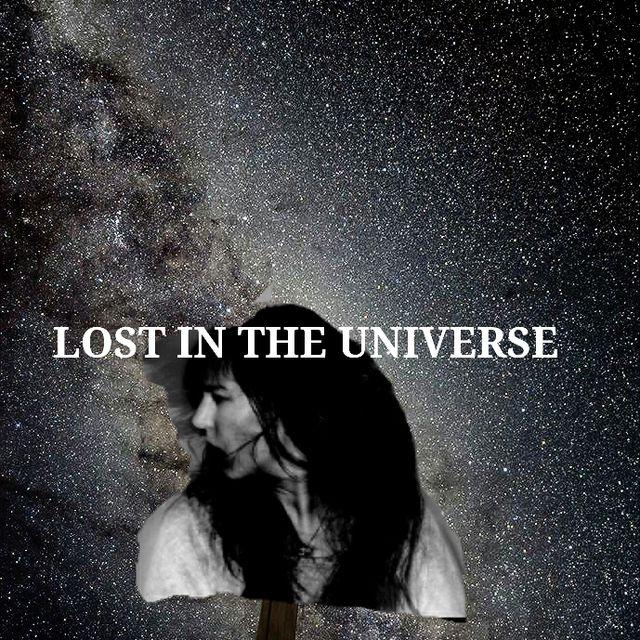 image: universe by alpolvolunar