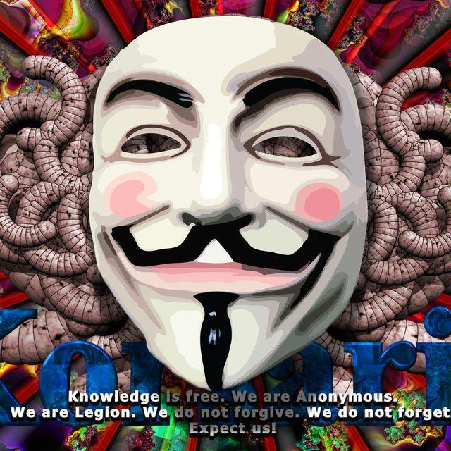 image: Anonymous by ivankorsario