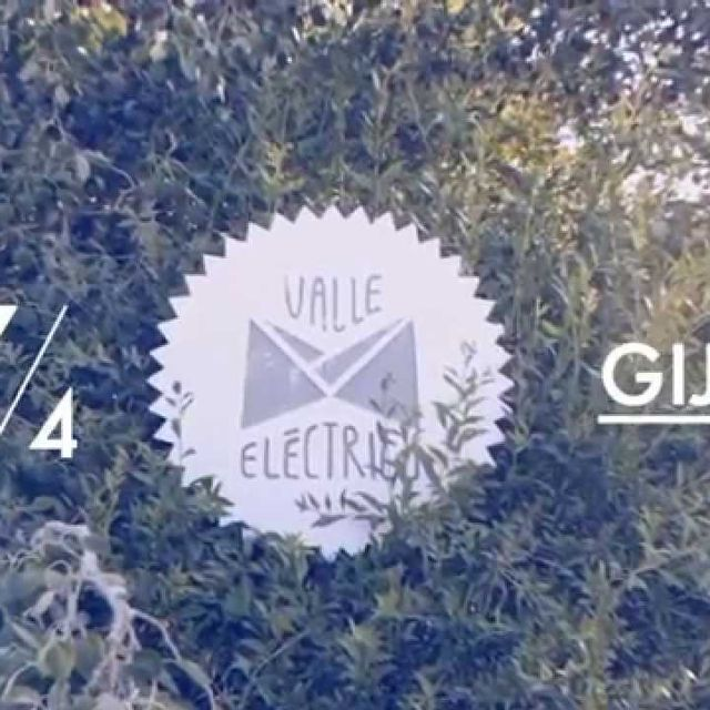 video: Valle Eléctrico ▼ Road Movie Gijón 27/4 by valleelectrico
