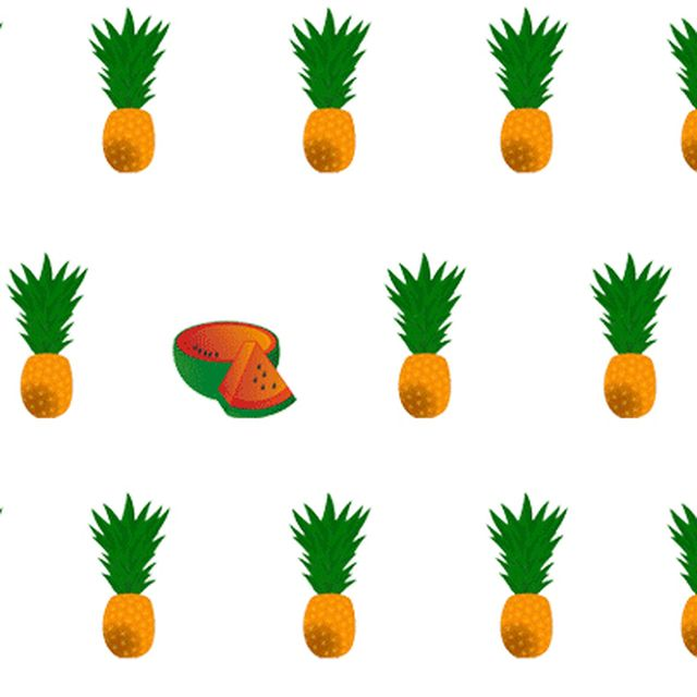 image: pineapple dance by elenacuadradogomez