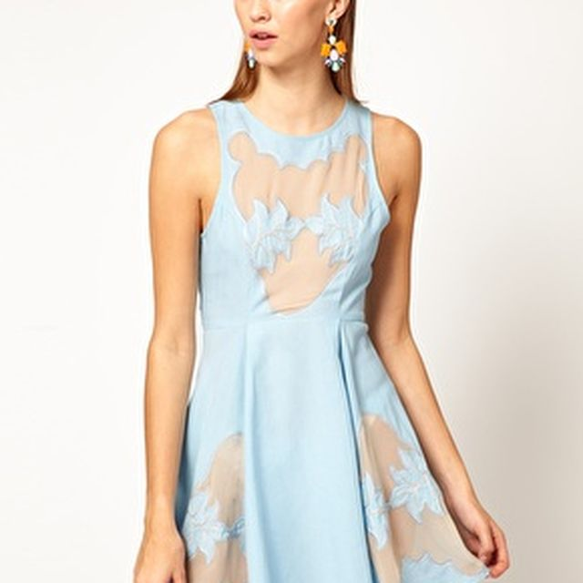 image: vestido transparencia by sialsiquiero