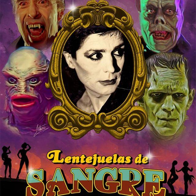 image: My posters / Lentejuelas de Sangre, de Eduardo Gion by octavioterol