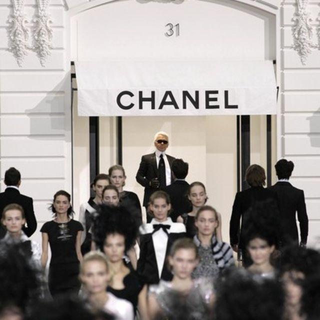 image: Karl Lagerfeld by reixrox