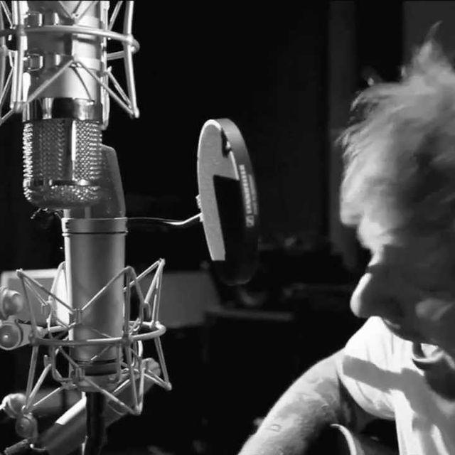 video: Ed Sheeran -- I See Fire by alegayo