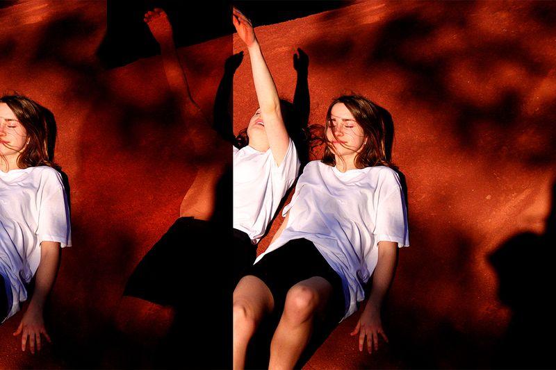 image: SUNSHOWER — Alice + Gabriella by aliceandgabriella