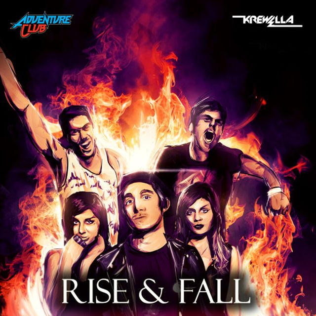 music: Electric Family's Rise & Fall by skynet