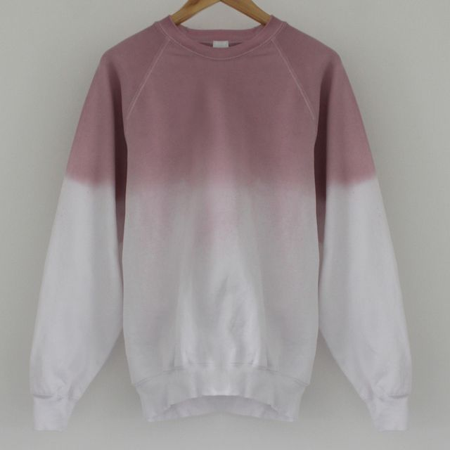 image: PASTEL BURGUNDY SWEATER by dieguete