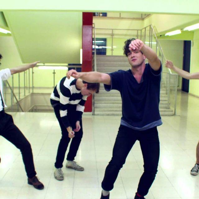 video: Gin Ga - Dancer by eneidafever