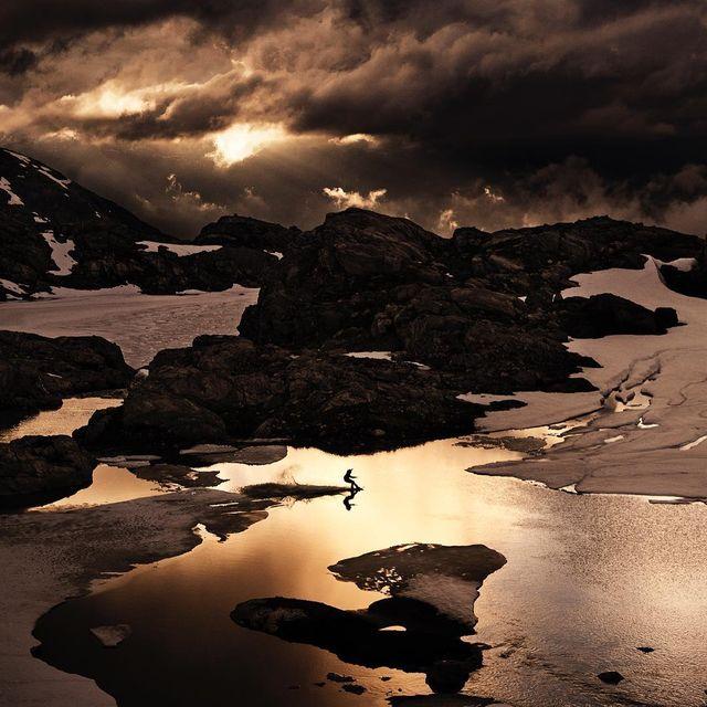 image: Golden. by bernstal