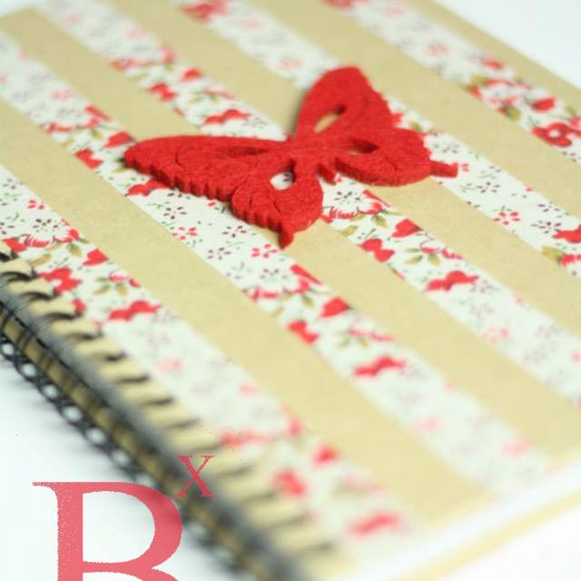 image: Cuaderno Bx craft by blancadelacruzphoto