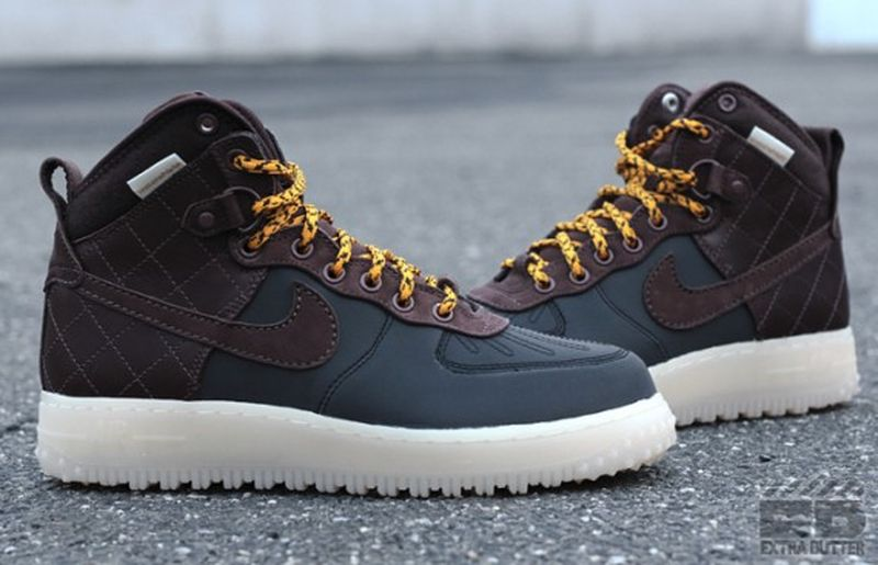 """image: Nike Air Force 1 High Duckboot """"3M"""" by andy-rice"""
