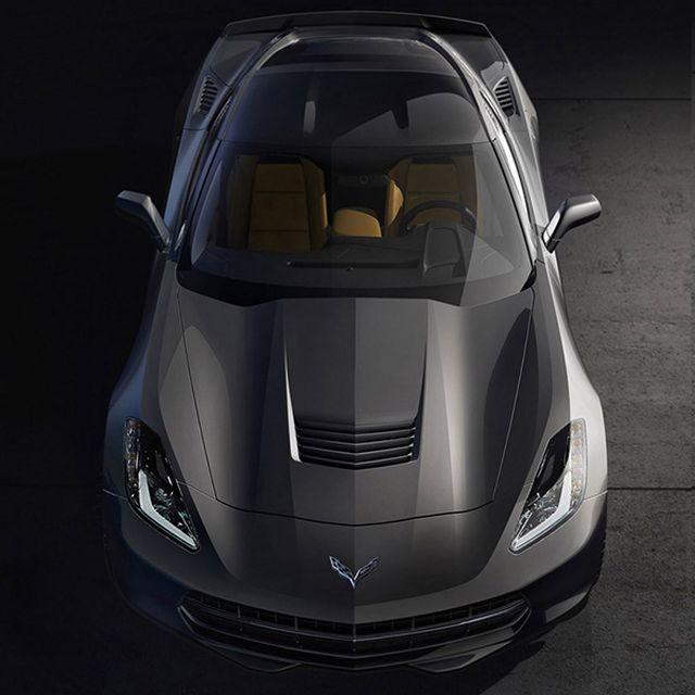 image: 2014 Chevrolet Corvette Stingray by goyette