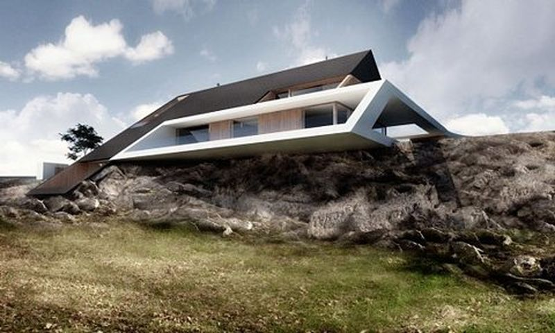 image: Edge House | Mobius Architects by juansh