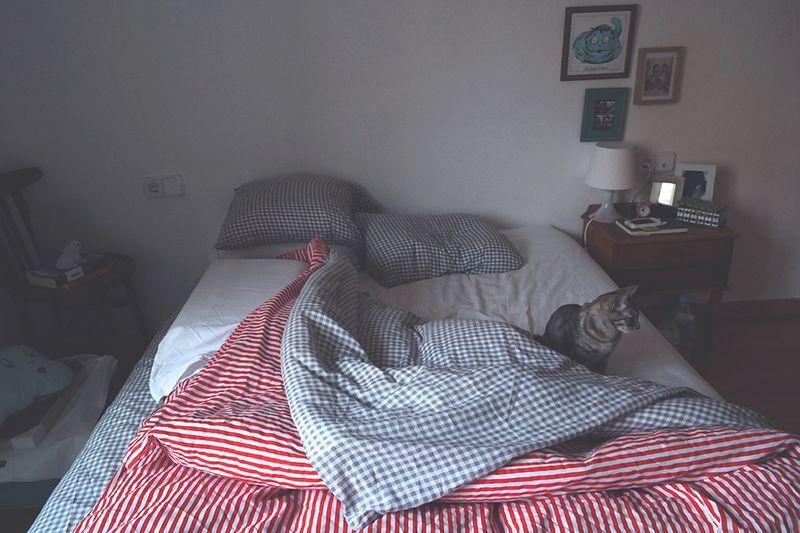 image: #11 Lyona | My Unmade Bed by alvarodols